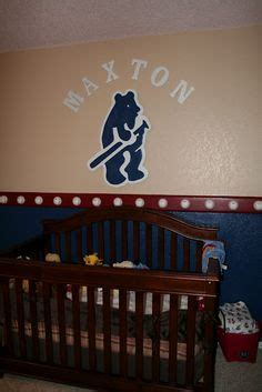 Cubs Crib by 1000 Images About Baby Boy Nursery Ideas On