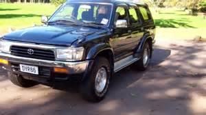 Toyota Hilux Surf Turbo Diesel 1995 Toyota Hilux Surf Ssr X Turbo Diesel 1 Reserve
