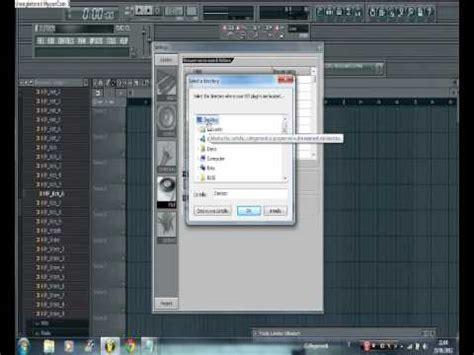 tutorial fl studio ita fl studio tutorial ita come installare i vst youtube