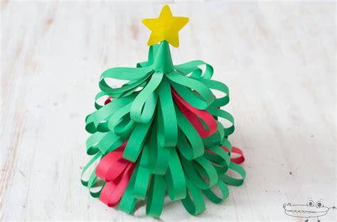193 rbol de navidad de papel manualidades infantiles