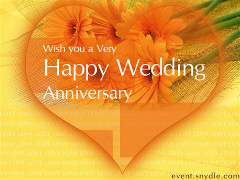 Wedding Anniversary Wishes Self by Wish You A Happy Wedding Anniversary Pictures Photos