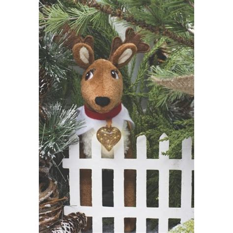 The On The Shelf Reindeer by On The Shelf Pets Reindeer Stuff Toys