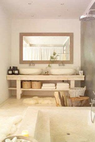 grey wall stone cement natural chic