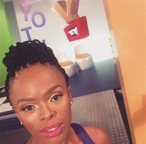 Unathi On All Things Beauty