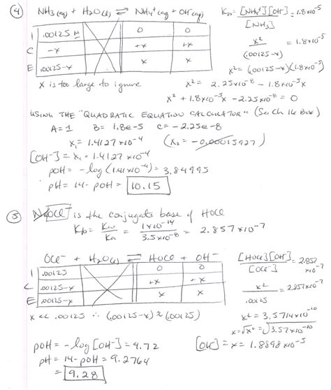 best of ph calculations worksheet goodsnyc