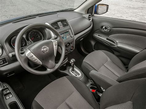 nissan versa 2017 interior 2017 nissan versa price photos reviews safety
