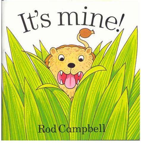 be mine books it s mine rod cbell 9780230757912