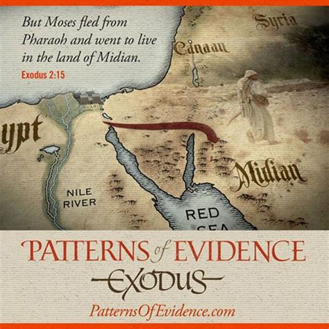 pattern of evidence movie locations patterns of evidence the exodus film