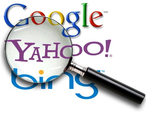 Yahoo Email Search Engine Search Engines Dive Media Solutions