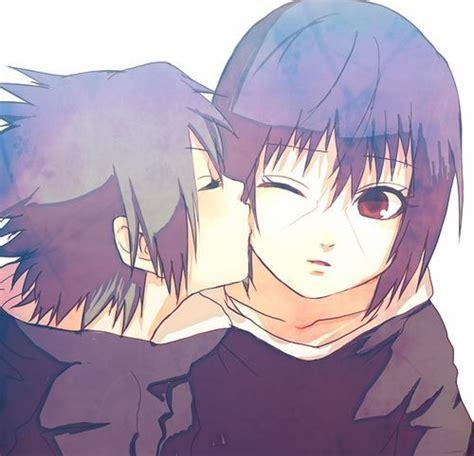 Anime 7 Brothers by Sasuke Et Itachi Anime