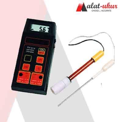 Jenis Alat Ukur Ph alat ukur ph mv temp meter kl 013