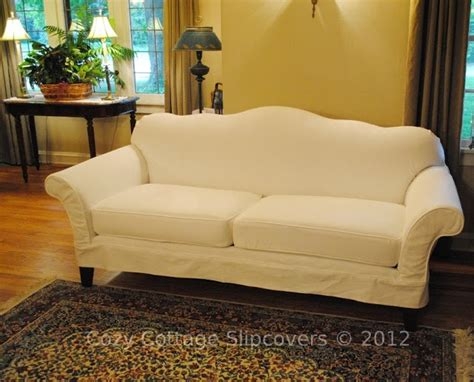 queen anne slipcovers 17 best images about camel back sofa on pinterest queen