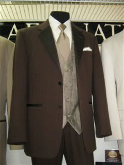 Paket Fashion Styles Brown vintage wedding what should the groom wear tuxedo az
