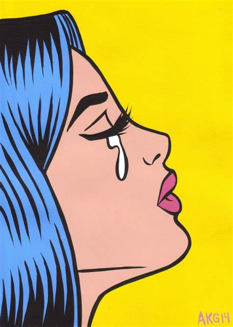 pop art basic art pictures pop art crying drawing art gallery