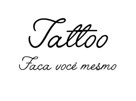 fa 231 a voc 234 mesmo criador tatuagem online