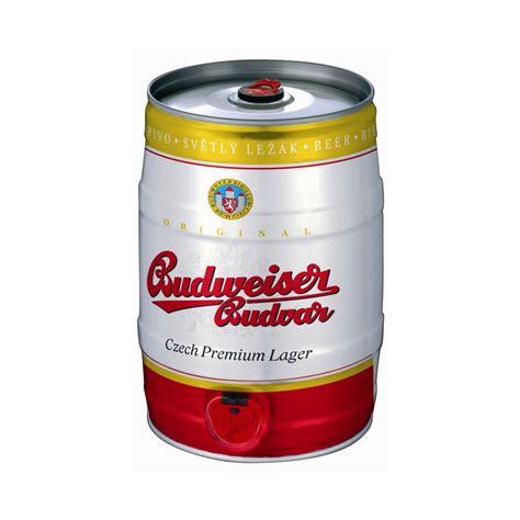 Budweiser L by Budweiser Budvar B Original 5 L Canned Bohemia