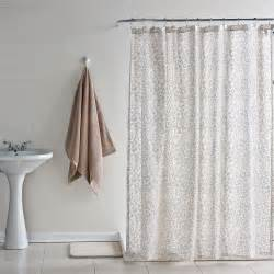 leopard shower curtains cream leopard shower curtain