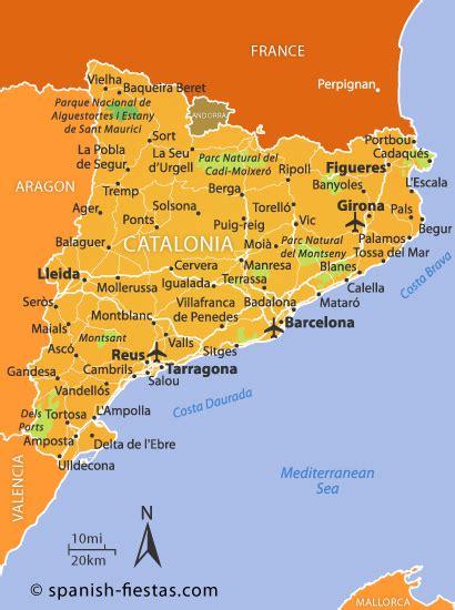 catalonia travel guide spanish fiestas