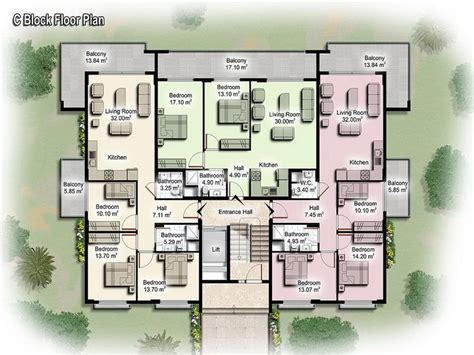 house apartment design plans house plans apartment complex