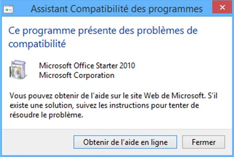 office 2010 starter le gratuit word excel compatible