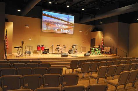 contemporary renovations  church sanctuary