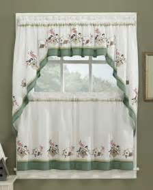 Inexpensive Kitchen Curtains Kitchen Curtains Gt Cafe Tier Curtains Gt Birdsong Kitchen Curtains