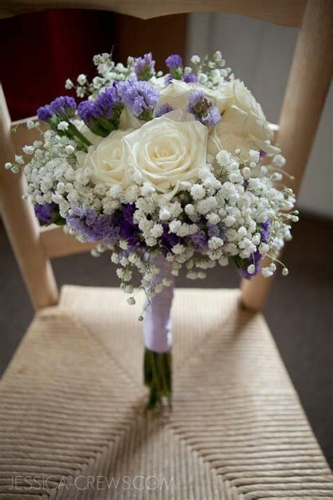 babys breath bouquet how to wrap your own bouquet 24 best images about statice wedding flowers on pinterest