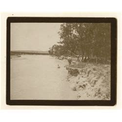 Rag Mat Board by L A Huffman Fording The River Vcp On Board In 100 Rag