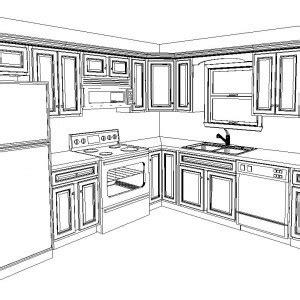 kitchen kitchen layout tool   design