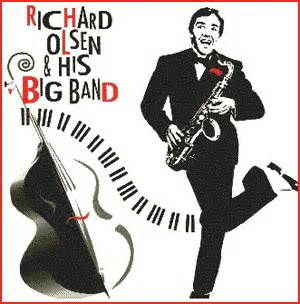 swinging richards band richard olsen big band swing orchestra for corporate