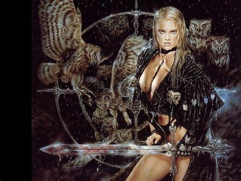 imagenes guerreras mitologicas fondos y imagenes fantasia jeminejo