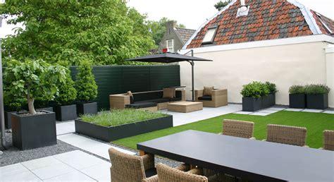 moderne terrassen rodenburg tuinen modern dakterras in utrecht met