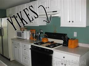 Painted Kitchen Backsplash by Paint Your Backsplash Sawdust And Embryos