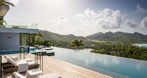 villa neo st barth caribbean vacations casol