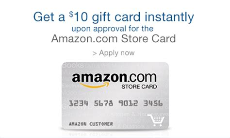 Capital One Amazon Gift Card - amazon com store card