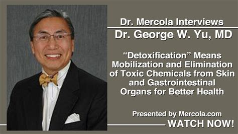 Sauna Detox For Firefighters by Dr Mercola Interviews Dr Yu About Detoxification
