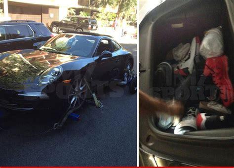 Beasley Porsche Michael Beasley Rental Porsche 911 Gets Repo D Tmz