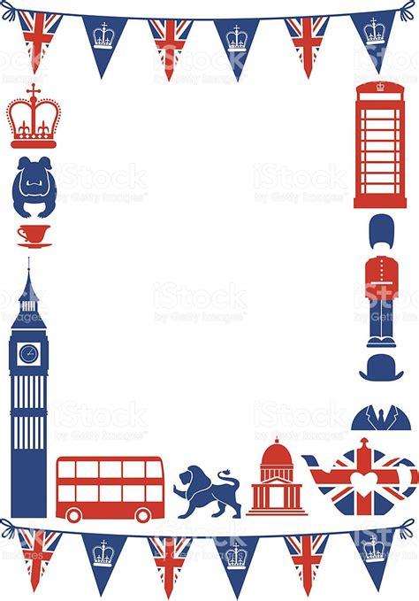 frame design london british frame stock vector art 165819372 istock