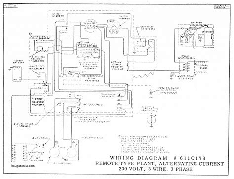 wiring diagrams for onan generator