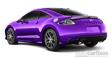 mitsubishi purple eclipse convertible google search cars pinterest