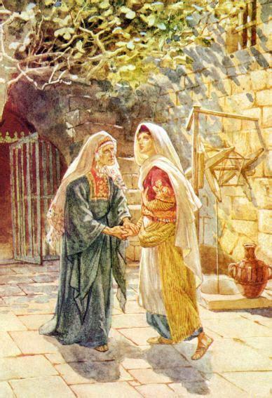 imagen de la virgen maria visitando a su prima isabel visitaci 243 n de la virgen mar 237 a h 225 gase estar