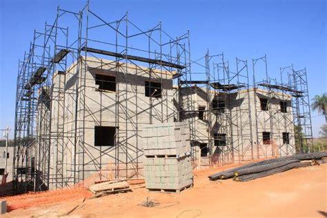 gabinete tributario almagro mais de 1700 unidades residenciais do programa minha casa