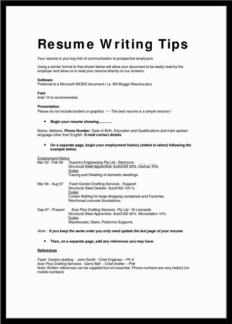 Very Good Resume Format Talktomartyb Really Resume Templates