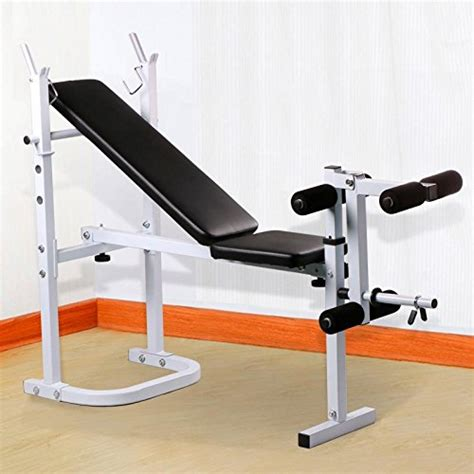 bench workouts for strength yaheetech weight bench fitness workout home exercise