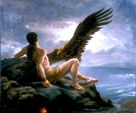 themes in the story of prometheus classic tales faculty of education university of