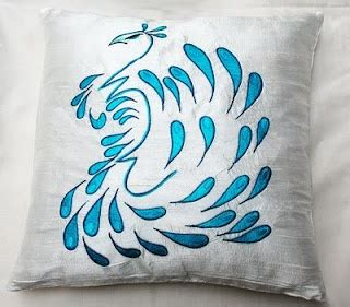turquoise 17 quot cushion pillow cover peacock silk brocade pinterest the world s catalog of ideas