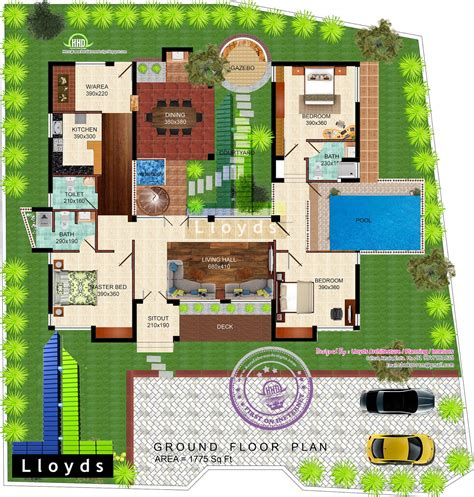 best layout plan for house in india house best