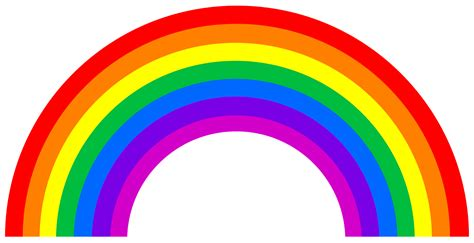 colors of a rainbow in order library toddler story time let s make a rainbow