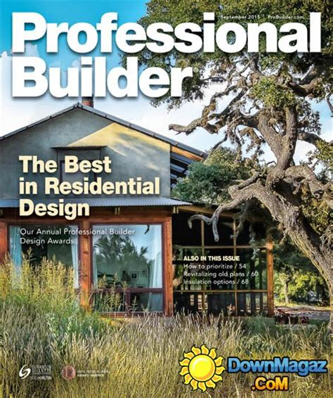 custom home builder magazine professional builder usa september 2015 187 download pdf