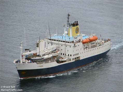 Ais St Helens Mba by Vessel Details For St Helena Passenger Cargo Ship Imo